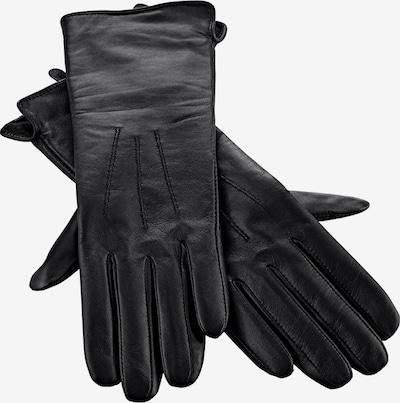 heine Rokavice | črna barva, Prikaz izdelka