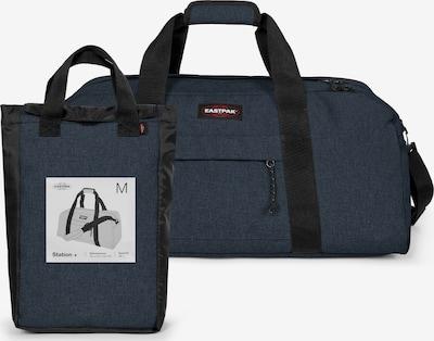 EASTPAK Reistas 'Station + ' in de kleur Donkerblauw, Productweergave