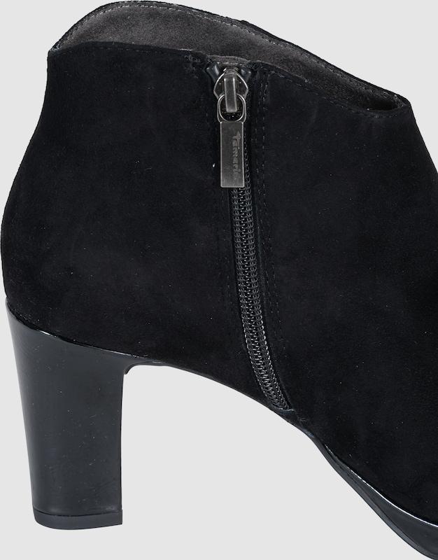 TAMARIS Ankleboots aus Veloursleder Verschleißfeste billige Schuhe