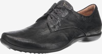 THINK! Schnürschuh 'Stone' in schwarz, Produktansicht