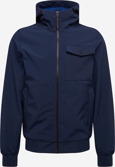 PEAK PERFORMANCE Softshell Jacke in dunkelblau, Produktansicht