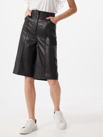 SOAKED IN LUXURY Kalhoty s puky 'Kaylee' - černá, Model/ka