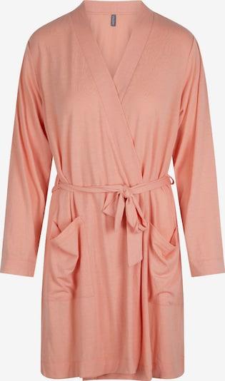 LingaDore Robe de chambre 'KIRI' en orange, Vue avec produit