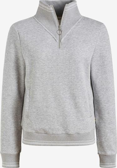 khujo Sweatshirt ' ARWA ' in grau, Produktansicht