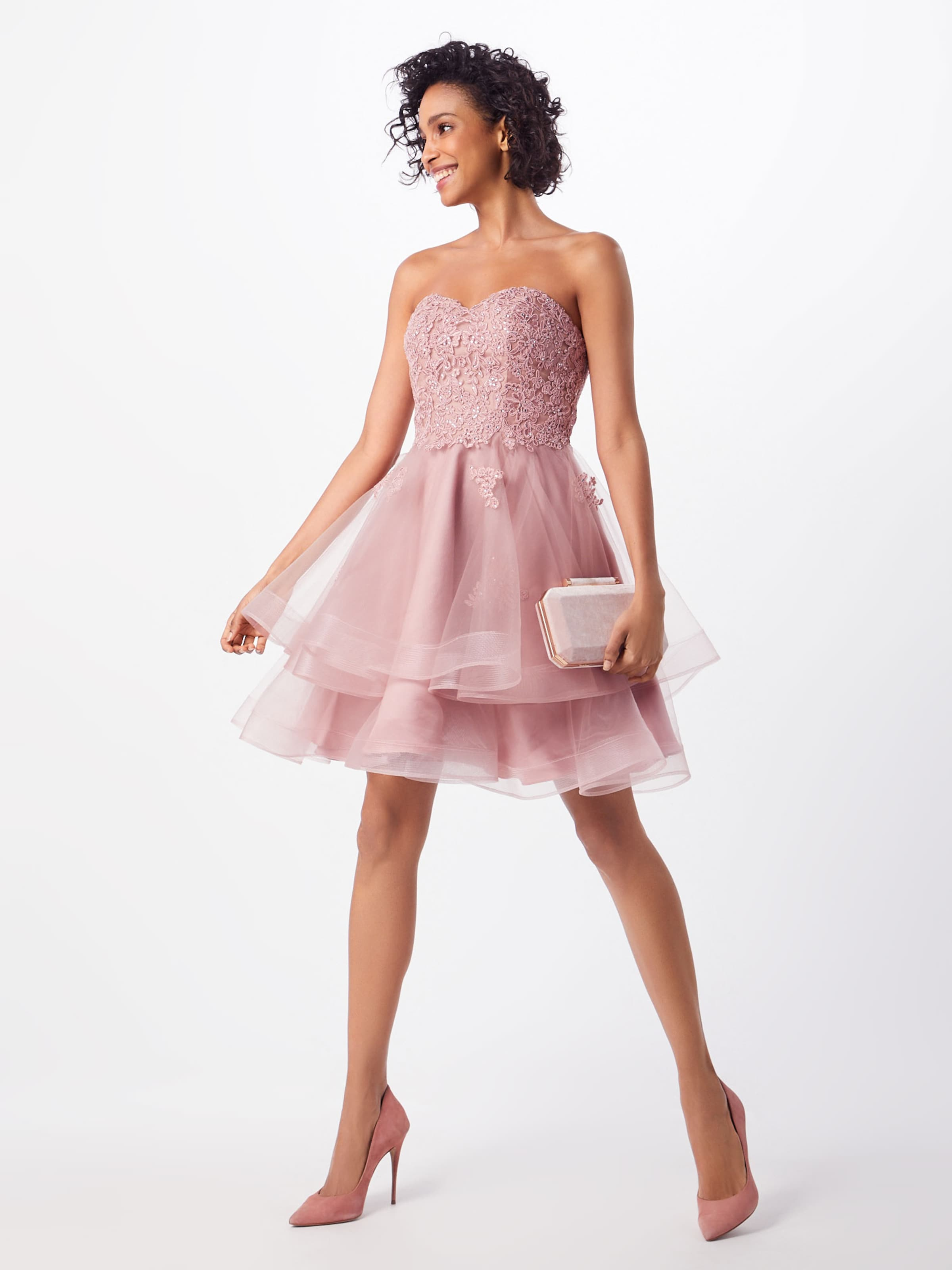 'cocktail In Kleid Dress' Mauve Laona w0knPO