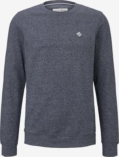 TOM TAILOR DENIM Sweatshirt in blau, Produktansicht