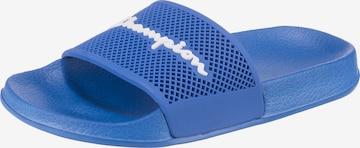 Champion Authentic Athletic Apparel Beach & swim shoe 'Daytona' in Blue