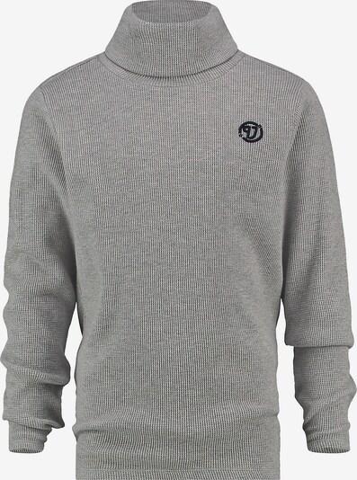 VINGINO Pullover 'Justis' in grau / schwarz, Produktansicht