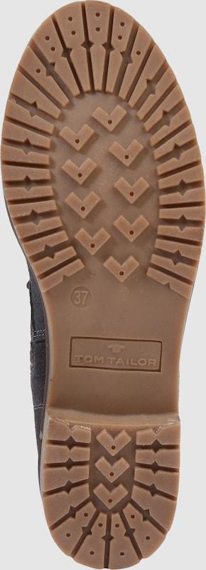 TOM TAILOR | Gefütterte Schnürstiefelette Schnürstiefelette Schnürstiefelette a8abf1