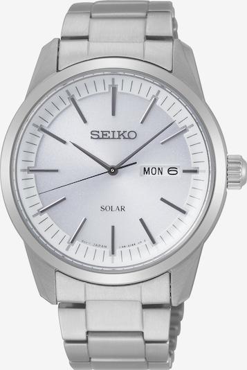 SEIKO Uhr in silber, Produktansicht