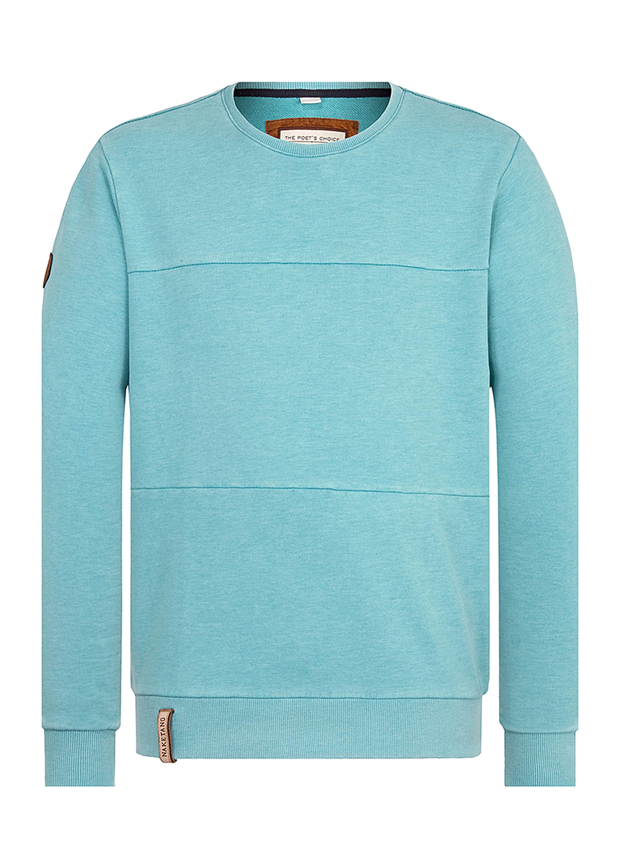 Hellblau Hellblau Naketano In Sweatshirt Sweatshirt Naketano Hellblau Sweatshirt In In Naketano Naketano NwnmvO80