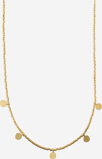Orelia Retiazka 'GOLD SEEDBEAD & COIN' - zlatá, Produkt