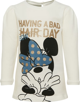 NAME IT Shirt 'NITMINNIE SOFIA LS TOP F MINI'