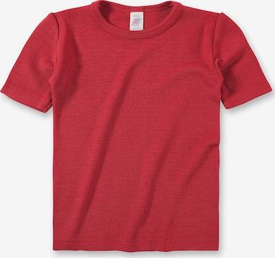 ENGEL Unterhemd in rot, Produktansicht