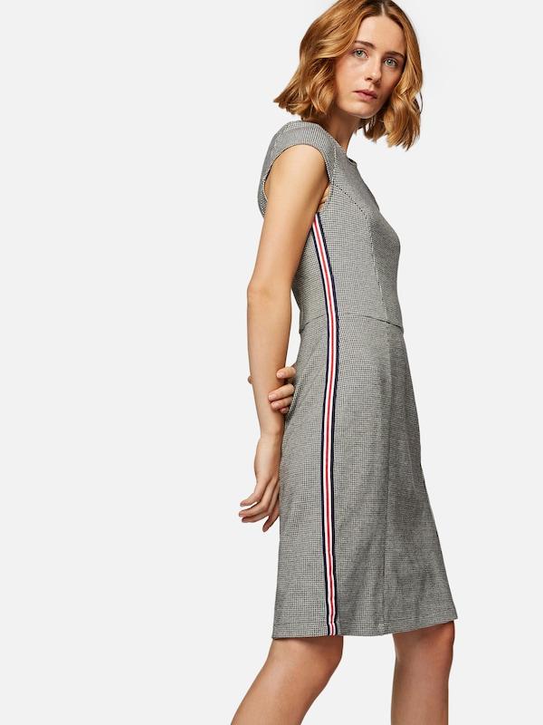 Mavi Kleid in rot / schwarz / weiß | ABOUT YOU