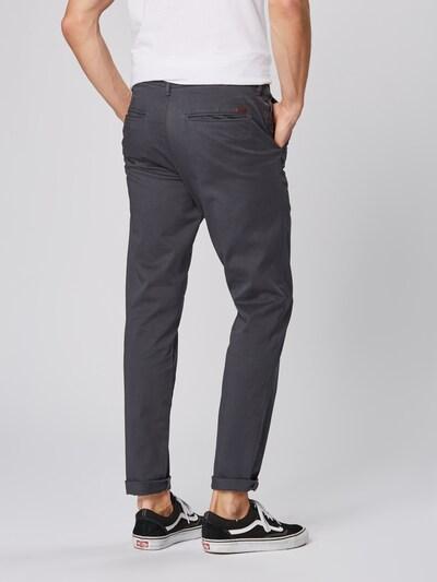 Chino stiliaus kelnės 'Marco Bowie' iš JACK & JONES , spalva - tamsiai pilka: Vaizdas iš galinės pusės