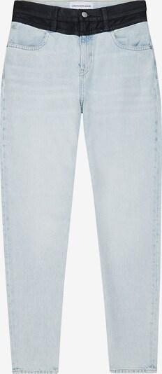 Calvin Klein Jeans Jeans in de kleur Lichtblauw / Zwart, Productweergave