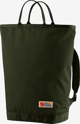 Fjällräven Backpack 'Vardag' in Green