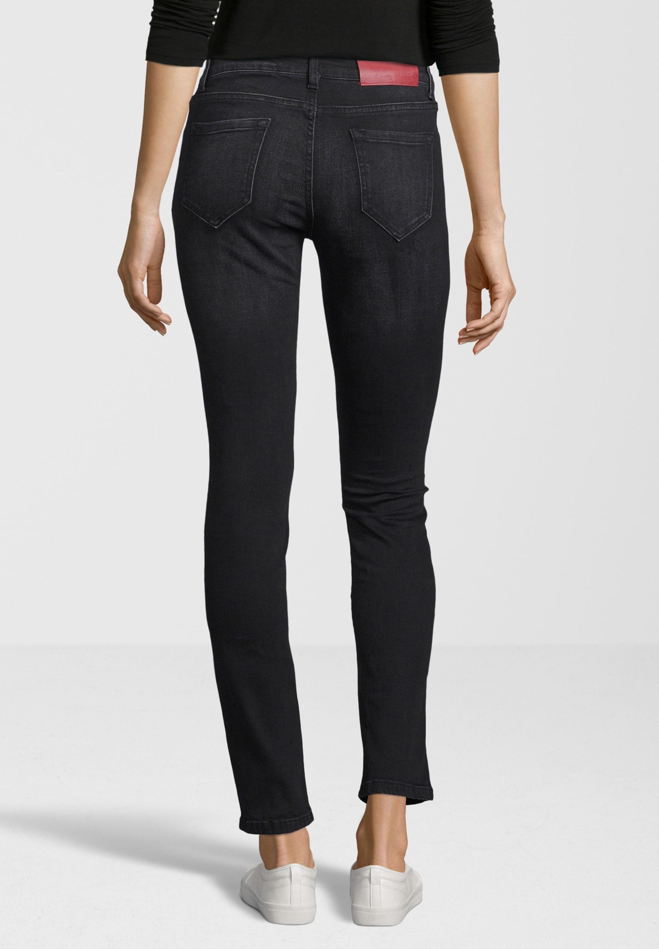 Miss Goodlife Black 'vonny' Denim Jeans In mnvNO0w8
