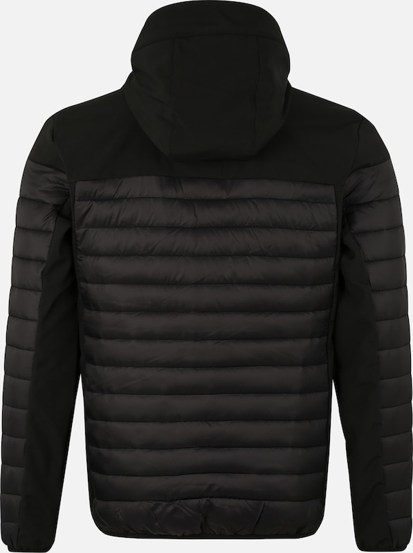 PROTEST Outdoor Jacke 'UPDATE' in schwarz | ABOUT YOU