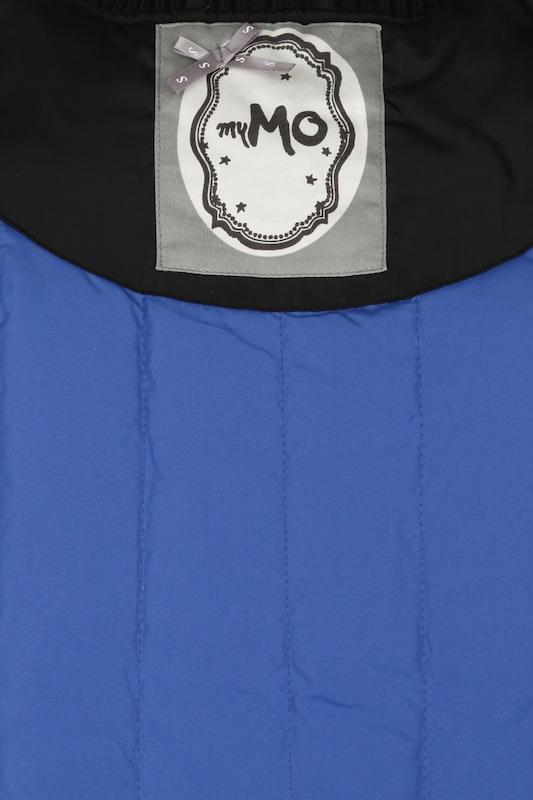 MYMO Langer Blouson Blouson Blouson in schwarz  Mode neue Kleidung 483f4f