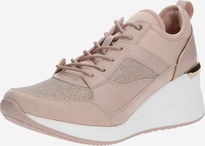 ALDO Baskets basses 'THRUNDRA' en rose, Vue avec produit