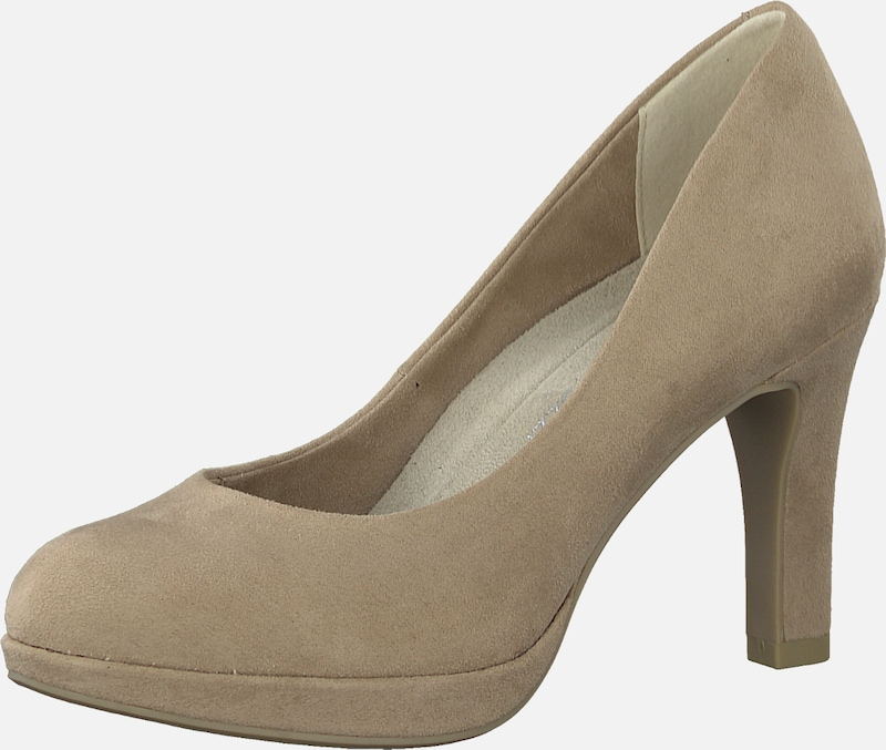 MARCO TOZZI Pumps in beige / nude, Produktansicht
