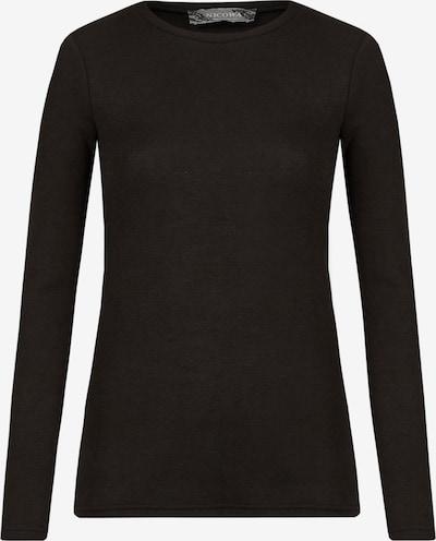 Nicowa Pullover mit kuschelweicher Haptik - BASINA in schwarz, Produktansicht