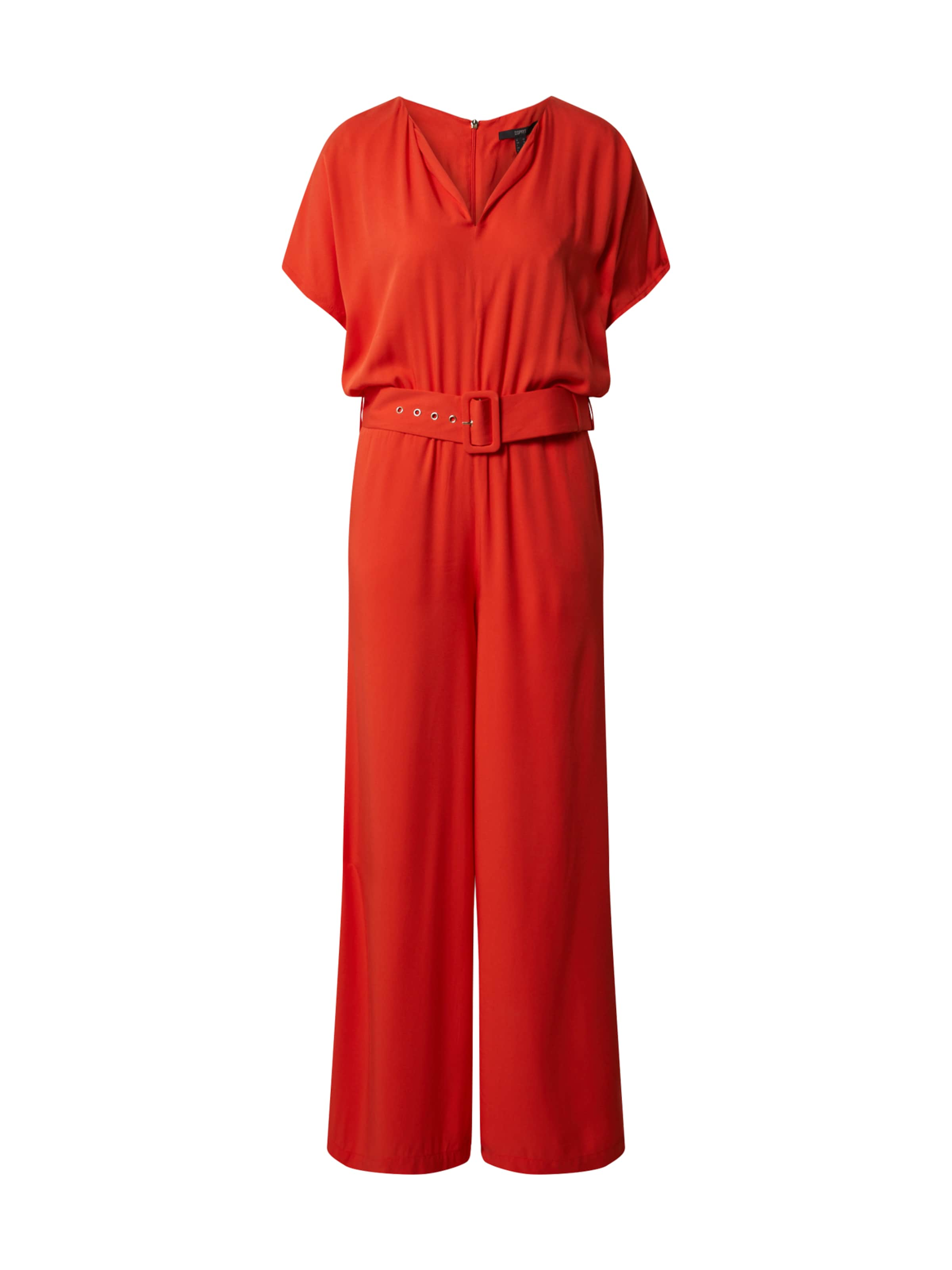 Esprit Collection Overall in orangerot