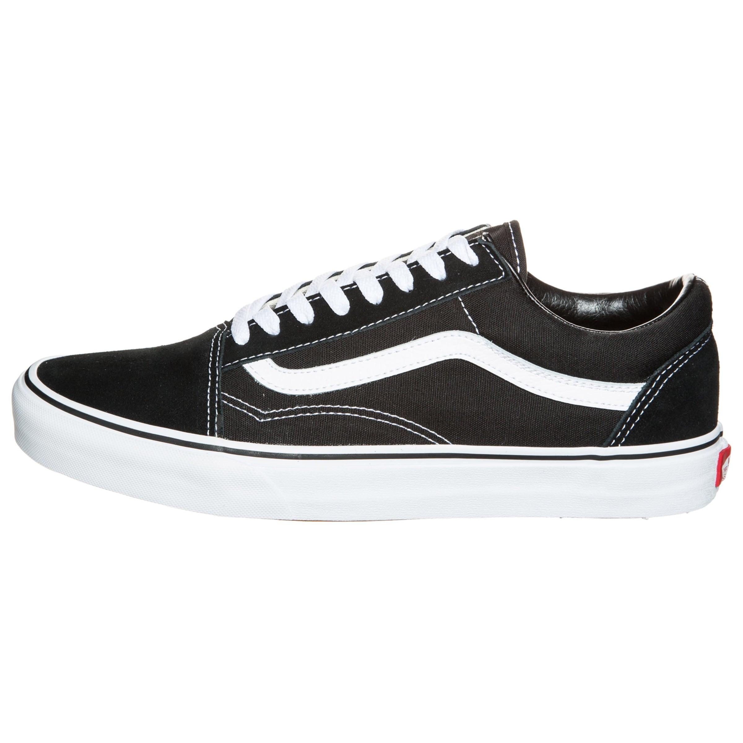Vans Old In Skool Schwarz Sneaker 1lFKcJT