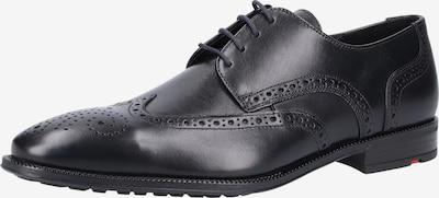 LLOYD Schnürschuh 'Jan' in schwarz, Produktansicht
