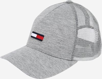 Tommy Jeans Čepice 'TJW TRUCKER FLAG' - šedý melír, Produkt