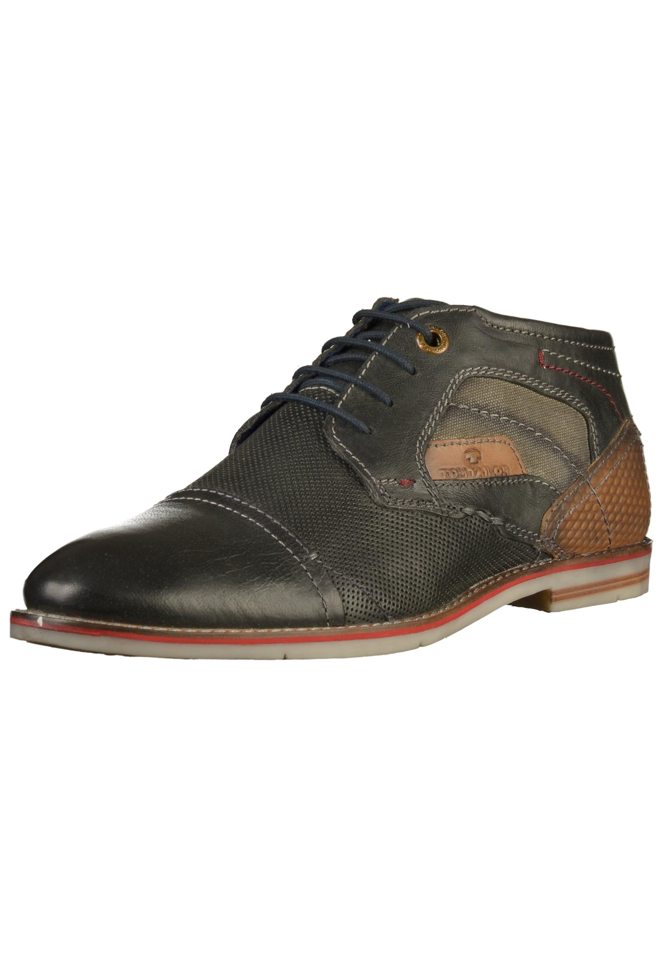 TOM TAILOR Halbschuhe Verschleißfeste billige Schuhe