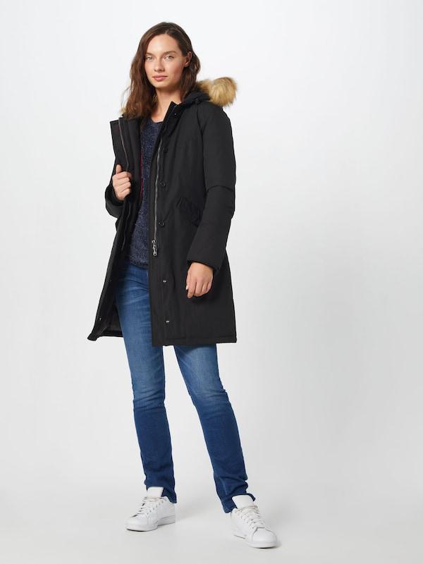 D'hiver Noir Classics Canadian Veste En E29WDHIY