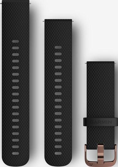 GARMIN Uhrenarmband in schwarz, Produktansicht