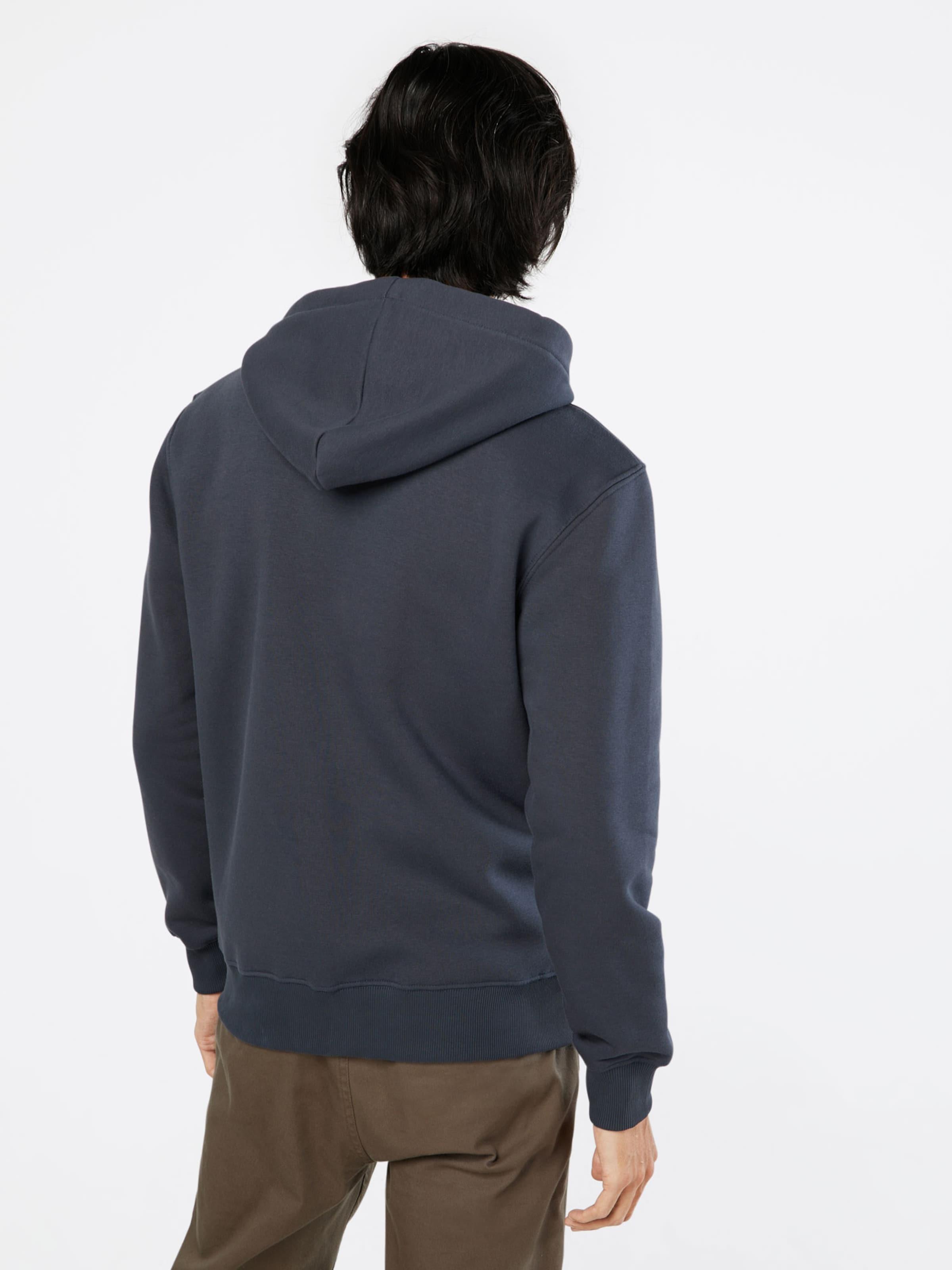 ALPHA INDUSTRIES Sweatshirtjacke 'Basic' Sast Zum Verkauf gzHXt