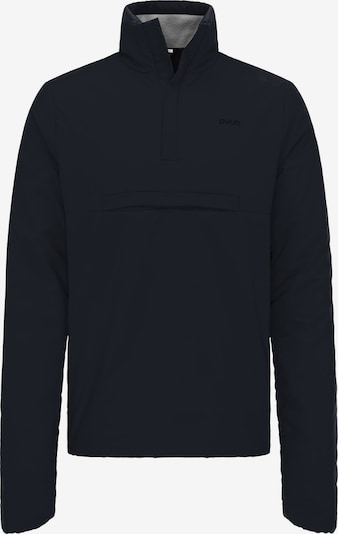 PYUA Outdoorjas 'Duff' in de kleur Zwart, Productweergave