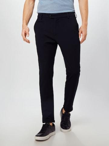 Pantaloni 'Como' di Les Deux in blu