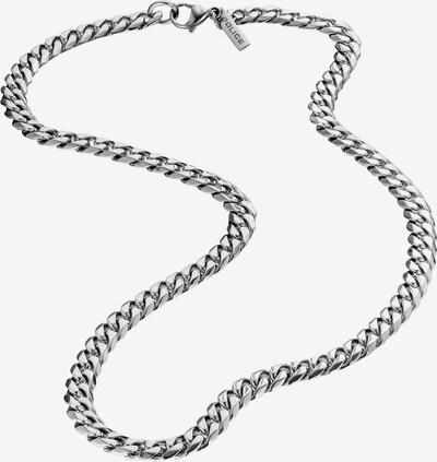 POLICE Halskette 'SIN' in silber, Produktansicht