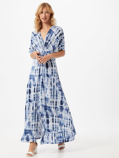 Lauren Ralph Lauren Kleid 'Niklos' in blau / weiß, Modelansicht