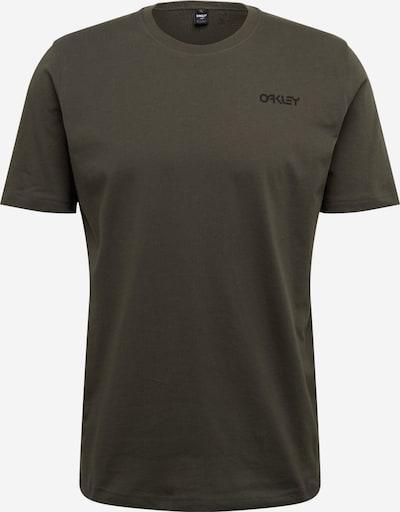 OAKLEY Funkcionalna majica 'BACK AD HERITAGE' | oliva barva, Prikaz izdelka
