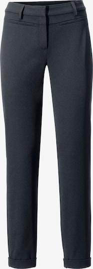 Pantaloni heine pe gri grafit, Vizualizare produs