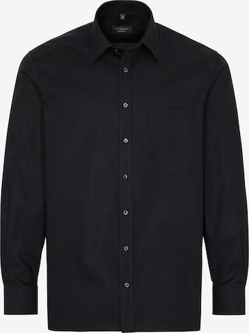 ETERNA Hemd in Schwarz