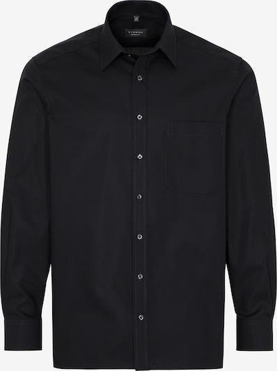 ETERNA Langarm Hemd 'COMFORT FIT' in schwarz, Produktansicht