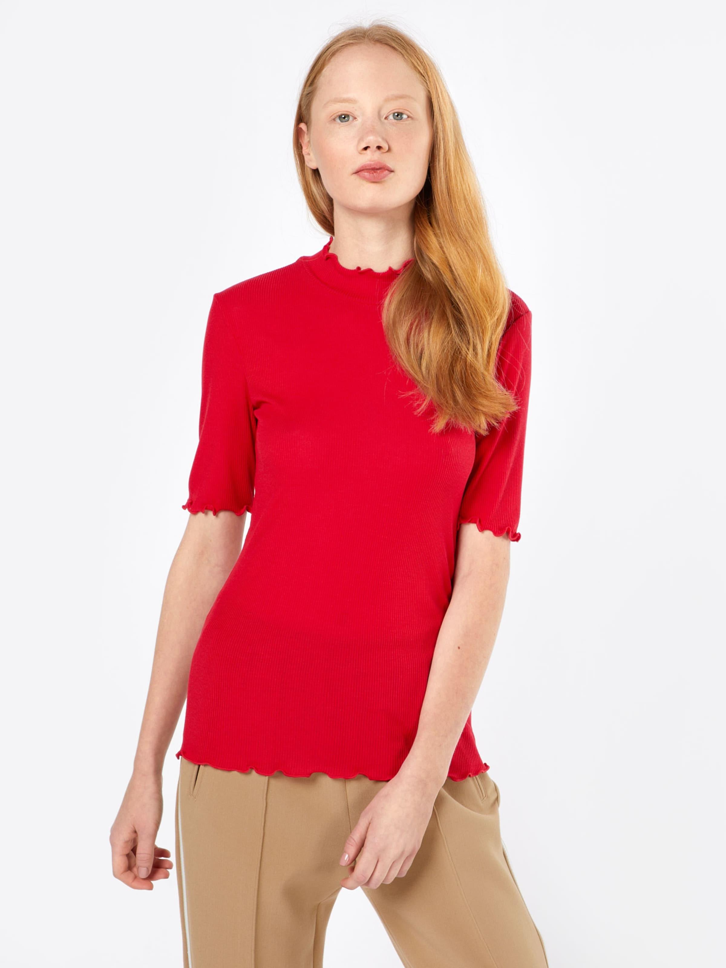 'nelli' T Samsoeamp; shirt Rouge En RjqA35L4