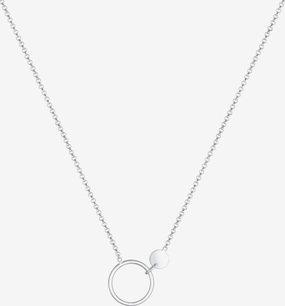 ELLI Necklace 'Geo' in Silver, Item view