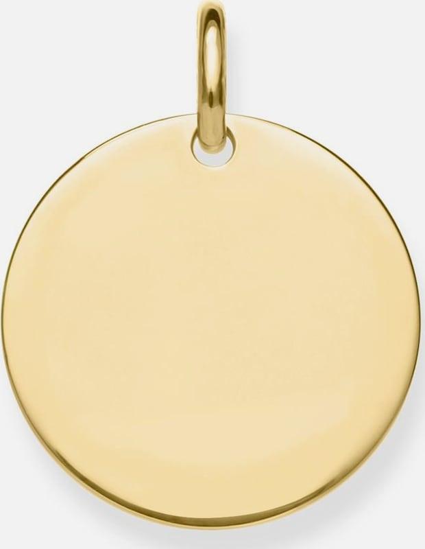 Thomas Sabo Kettenanhänger 'Coin, LBPE0016-413-12'