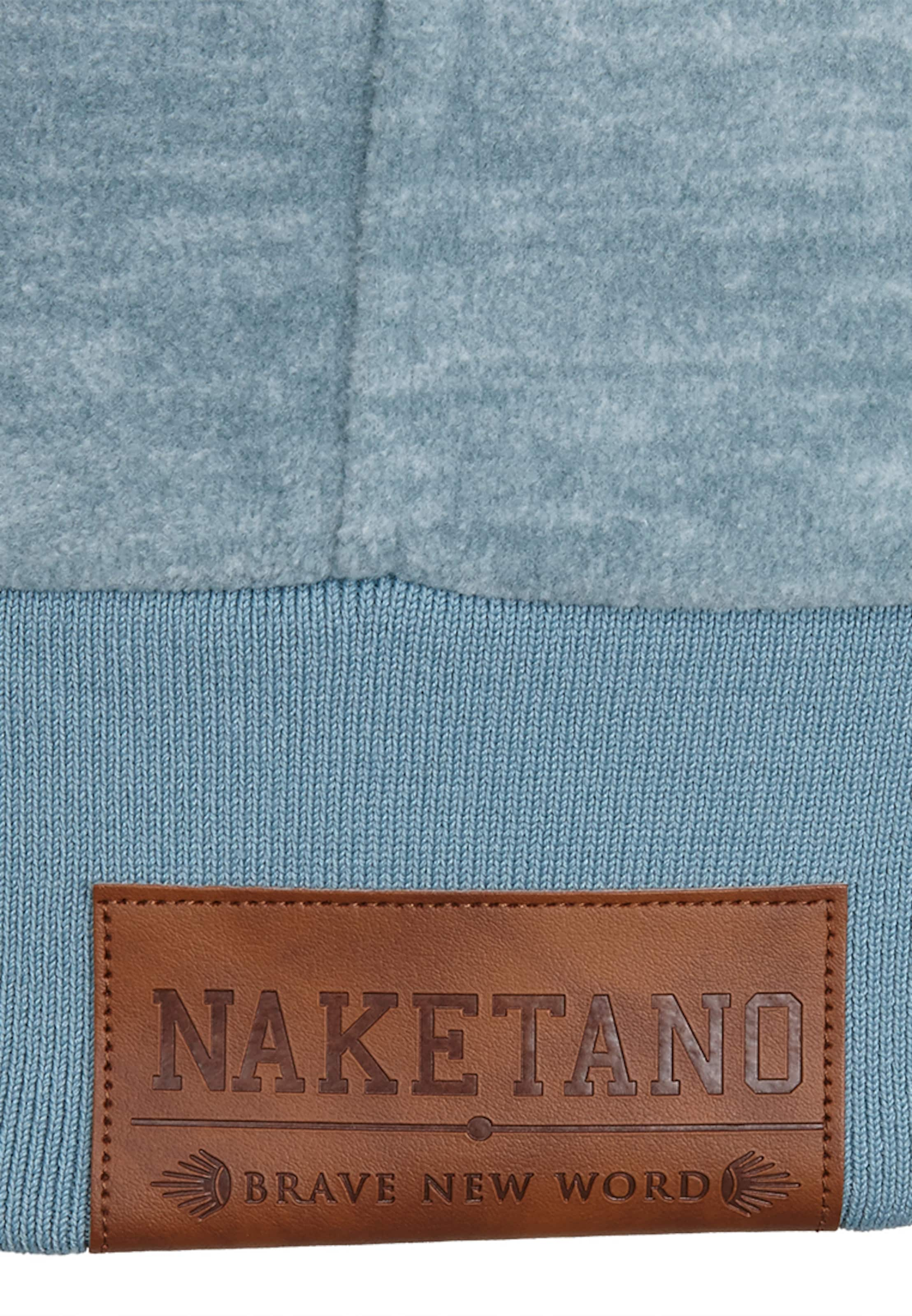 Spielraum Mode-Stil naketano Zipped Jacket 'Mach Et Otze V' Schnelle Lieferung Rabatt-Ansicht Sammlungen Günstig Kaufen Shop eI0za