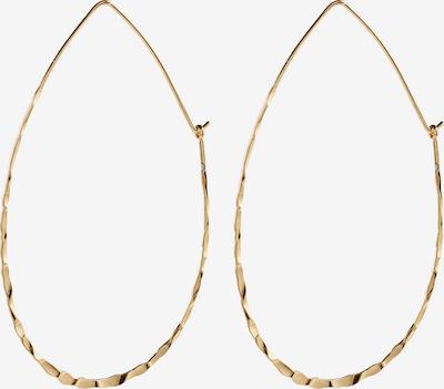 Pilgrim Ohrringe 'Fabia' in gold, Produktansicht
