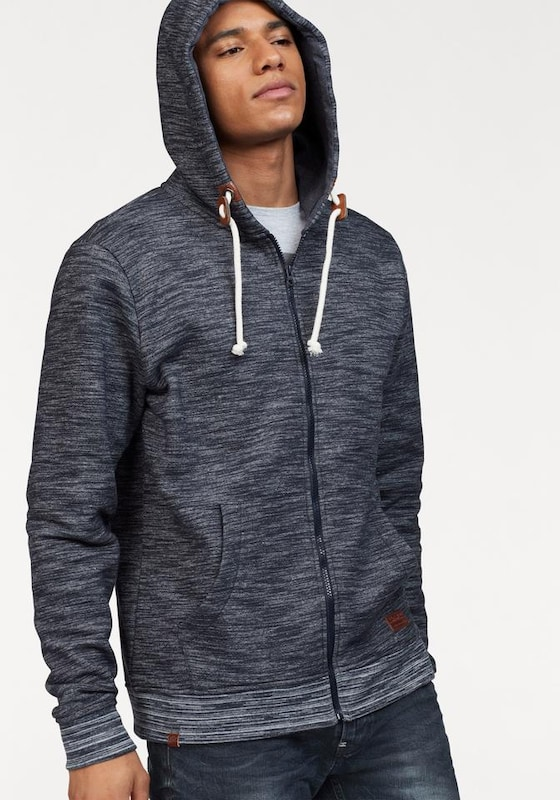Blend Hooded Sweat Jacket